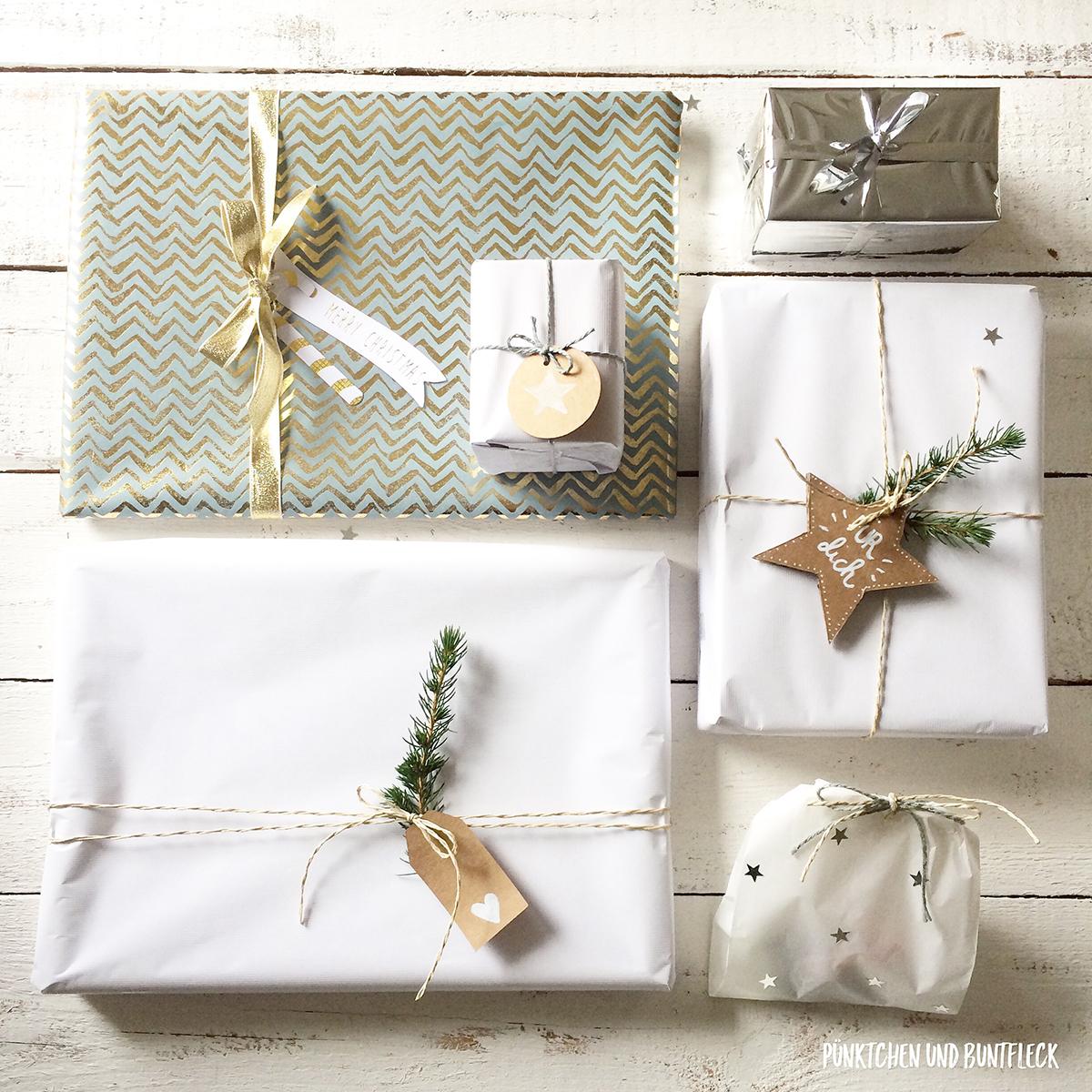 kleine verpackungsideen f r geschenke p nktchen und buntfleck. Black Bedroom Furniture Sets. Home Design Ideas