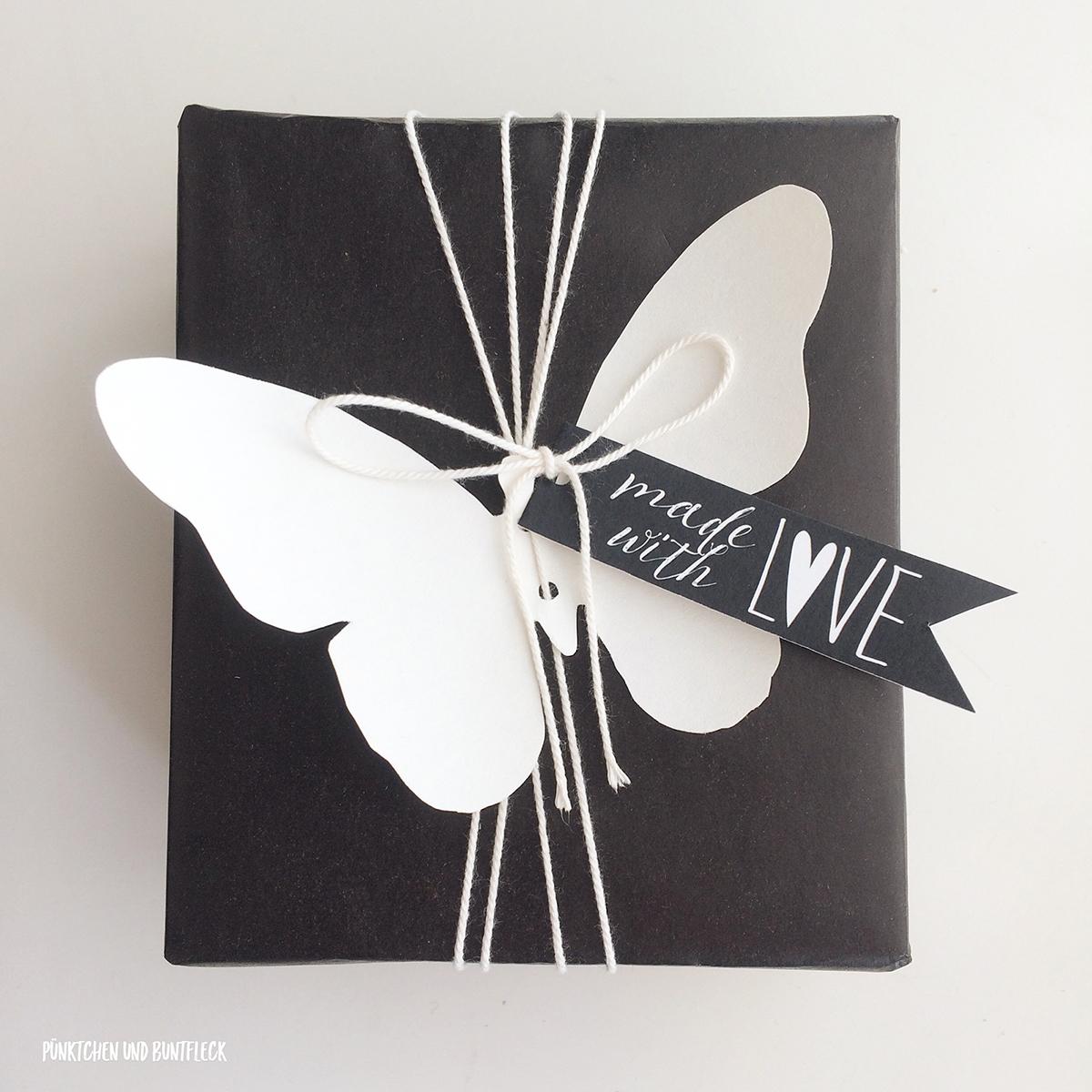 DIY Geschenkverpackung/Ideen
