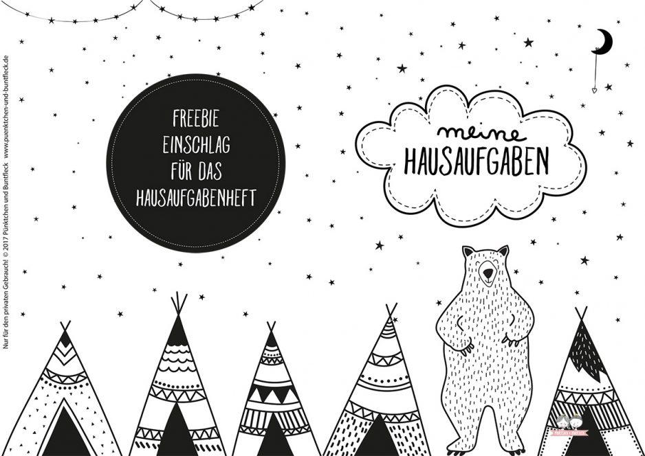 Freebies – Pünktchen und Buntfleck
